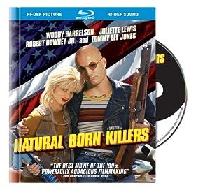 Natural Born Killers [Blu-ray]