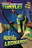 Mutant Origin: Leonardo/Donatello (Teenage Mutant Ninja Turtles) (Junior Novel)