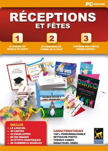 Réceptions et fêtes (vf - French software)
