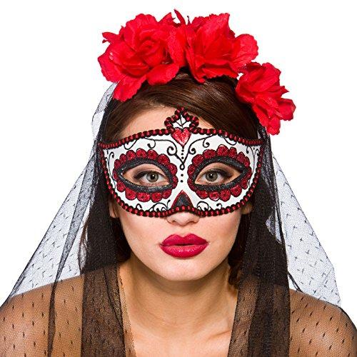 mascara-para-adultos-diseno-dia-de-los-muertos-en-mexico