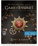 Game of Thrones: Season 2 (Steelbook) [Blu-ray] + Digital HD