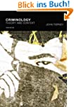 Criminology: Theory and Context. John...