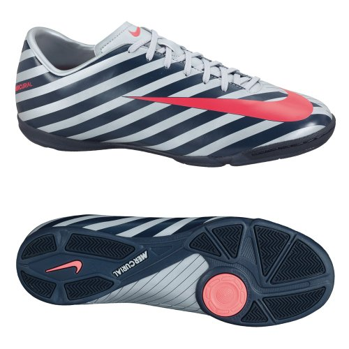 Nike JR Mercurial Victory II CR IC 476705-464 33.5, Silber, 33.5