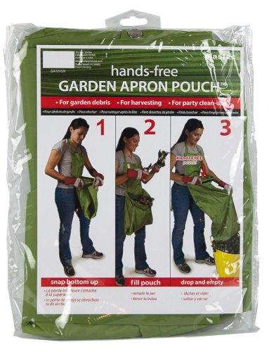 Plastec GA101GN Garden Apron, Green