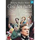 Mozart - Così fan tutte / Wall · Garanca · Mathay · Degout · Raimondi · Bonney · Harding · Chéreau [Festival d'Aix-en-Provence 2005]