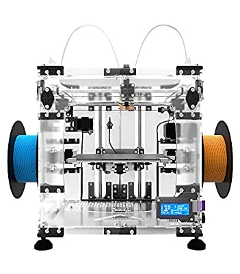 Velleman Vertex 3D Printer Kit K8400 3D Drucker Bausatz Single Extruder (erweiterbar)