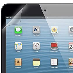 Amzer 95386 ShatterProof Screen Protector - Front Coverage for Apple iPad mini