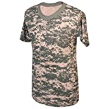 Tru-Spec Tru T Shirt All-Ter Digital Short Sleeve, L 4379005