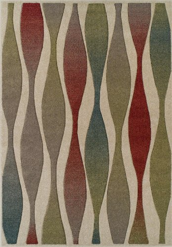 Dalyn Rugs Radiance Rd 3339 Area Rugs, Ivory, 3-Feet 3-Inch By 5-Feet 3-Inch front-615589