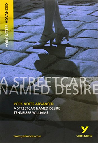 Yna:Streetcar Named Desire (York Notes Advanced)