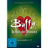 Buffy - Im Bann der D�monen: Season 1-7 [39 DVDs] - Sarah Michelle Gellar, Nicholas Brendon, Alyson Hannigan, Joss Whedon, James A. Contner, David Solomon
