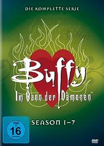 Buffy - Im Bann der Dämonen - Die komplette Serie: Season 1-7 [39 DVDs]