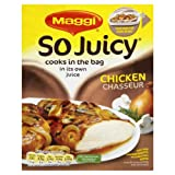 Maggi So Juicy Chicken Chasseur 38 g (Pack of 16)