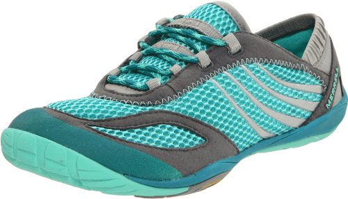 Merrell Women's Pace Glove Barefoot Running Shoes - Crystal 7.5 - Regular
