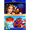 Beauty & The Beast/Beauty & The Beast The Enchanted Christmas [DVD]