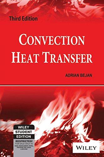 Convection Heat Transfer (Convection Heat Transfer Bejan compare prices)