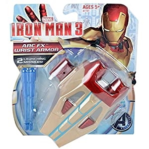 Iron Man 3 Arc FX Wrist Armor