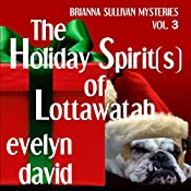 The Holiday Spirit(s) of Lottawatah: Brianna Sullivan Mysteries, Book 3 | Evelyn David