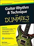 Guitar Rhythm and Technique For Dummies, Book + Online Video & Audio Instruction