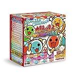 Taiko No Tatsujin Wii U Version! Taiko Drum Master Wii u Soft & Drum & Drumstick Bachi Controller - 2 pack set