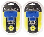 2 MOSQUITO PLUGS WITH 20 TABLETS EURO...