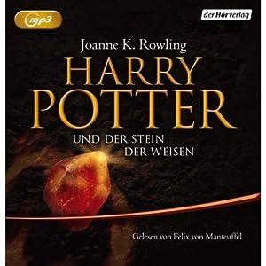 eBook Cover für  Harry Potter und der Stein der Weisen Gelesen von Felix von Manteuffel