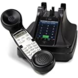 iRetroPhone Phone with 30-pin iPhone Dock, Black