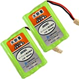 【JC】 2個セット SHARP/シャープ A-002 対応 互換電池 【J005C】[容量UPで長時間通話OK]