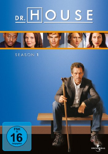 Dr. House - Season 1 [6 DVDs]