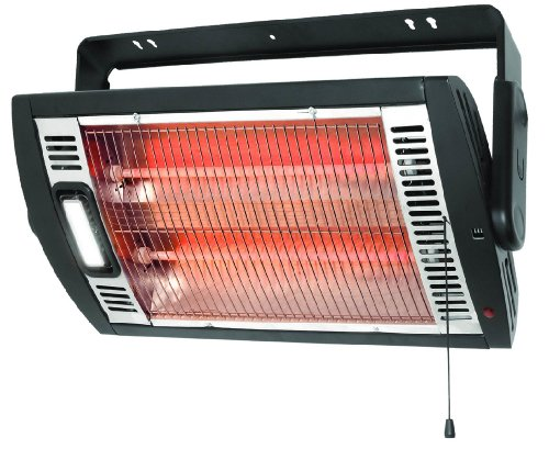 Optimus H-9010 Garage/Shop Ceiling or Wall Mount Utility Heater (Utility Electric Cord compare prices)