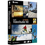 コーレル Corel VideoStudio Ultimate X8 通常版