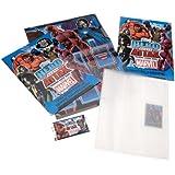 TOPPS TO90431 - Hero Attax Marvel Avengers Starter