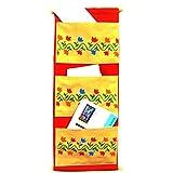 3-Pocket Wall Hanging Magazine Holder, Letter Holder By S-Tilly's - B00U3R9B8W