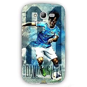 EYP Manchester City Back Cover Case for Samsung S3