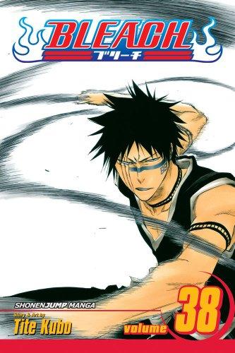 BLEACH ブリーチ コミック 38巻 (英語版)