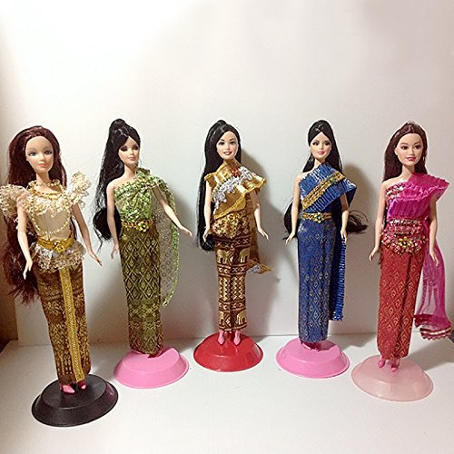Thai Barbie Dolls