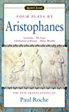 img - for Four Plays by Aristophanes: Lysistrata, The Frogs, A Parliament of Women, Plutus (Wealth) book / textbook / text book