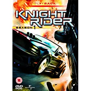Knight Rider (2008) Season 1 (UK Version)