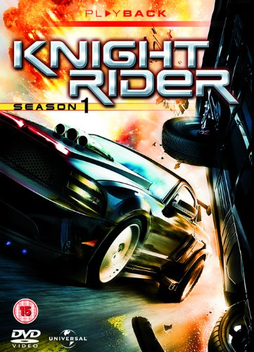 Knight Rider (2008) Season 1 [DVD]