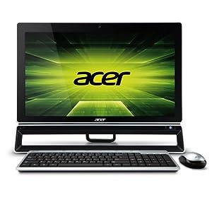 Acer AZS600-UR308 23-Inch Desktop (Black)