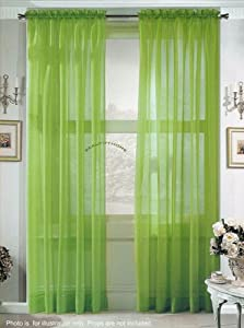 Hanging Curtains From The Ceiling Walmart Lime Green Curtains