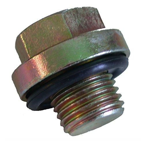 Needa Parts 653136 Rubber Oil Drain Plug for Honda (1989 Mazda B2600 Parts compare prices)