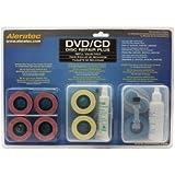 Aleratec 240138 DVD CD Disc Repair Plus Refill Value Pack