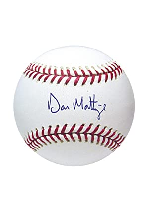 MLB New York Yankees Don Mattingly Baseball