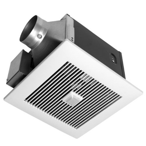 Panasonic FV-08VKM2 WhisperGreen 80 CFM Premium Ceiling Mounted Continuous and Spot Ventilation Fan with SmartAction Motion Sensor