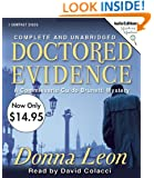 Doctored Evidence   (Commissario Guido Brunetti Mysteries) (A Commissario Guido Brunetti Mystery)