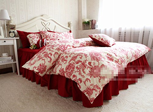 Country French Bedding Sets front-553590