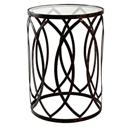 Product Image Barrel Table - Brown