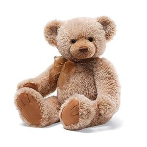 """Gund Brogan 17"""" Golden Brown Bear by Gund"""