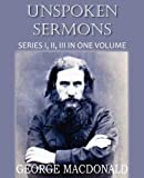 Image of Unspoken Sermons Series I, II, and II